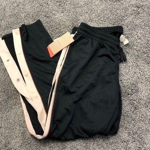 NWT H&M track pants